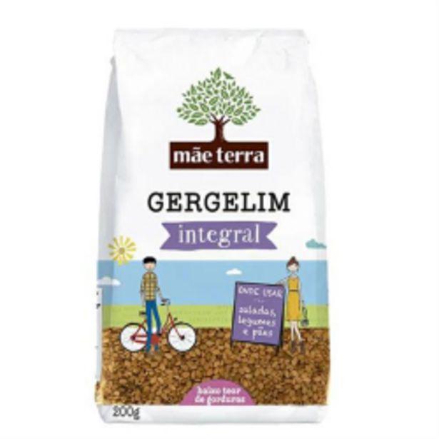 Oferta de Gergilim Mae Terra 200g por R$13,69