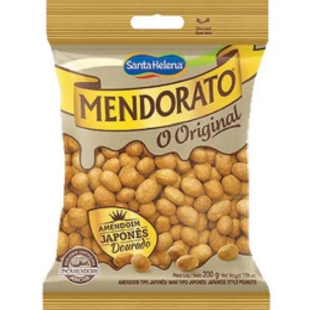 Oferta de Amendoim Mendorato 200g por R$9,98