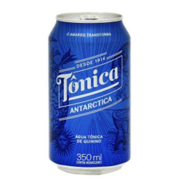 Oferta de Água Tônica Antarctica 350ml por R$2,99