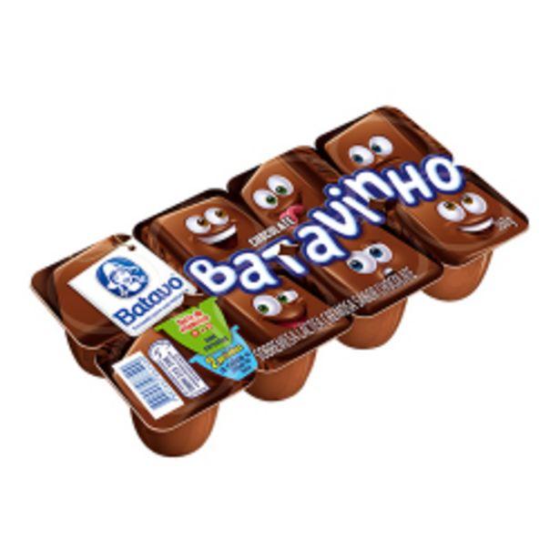 Oferta de Sobremesa Batavo Chocolate 320g por R$5,69