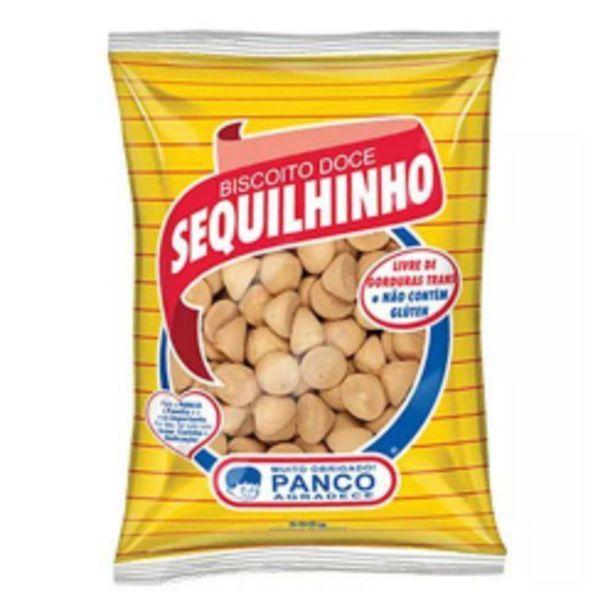 Oferta de Biscoito Sequilhinhos Panco 500g por R$12,9