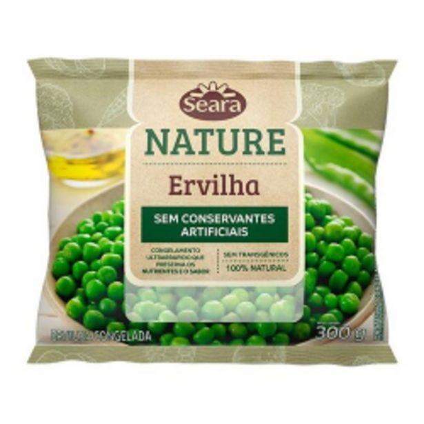 Oferta de Ervilha Congelada Seara 300g por R$6,09