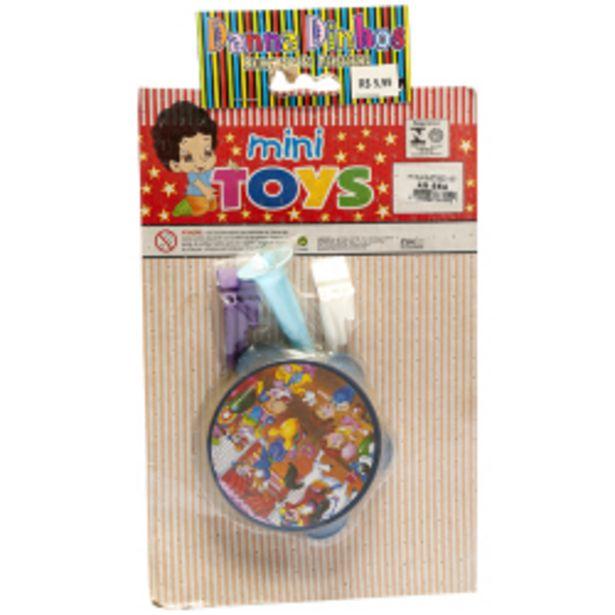 Oferta de Brinquedo Dannadinhos por R$4,99