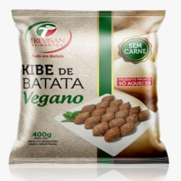 Oferta de Kibe De Batata Trevisan Vegano  por R$8,49