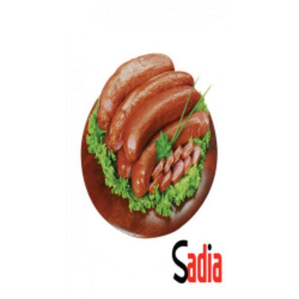 Oferta de Linguiça Calabresa Defumada Sadia 450g por R$15,79