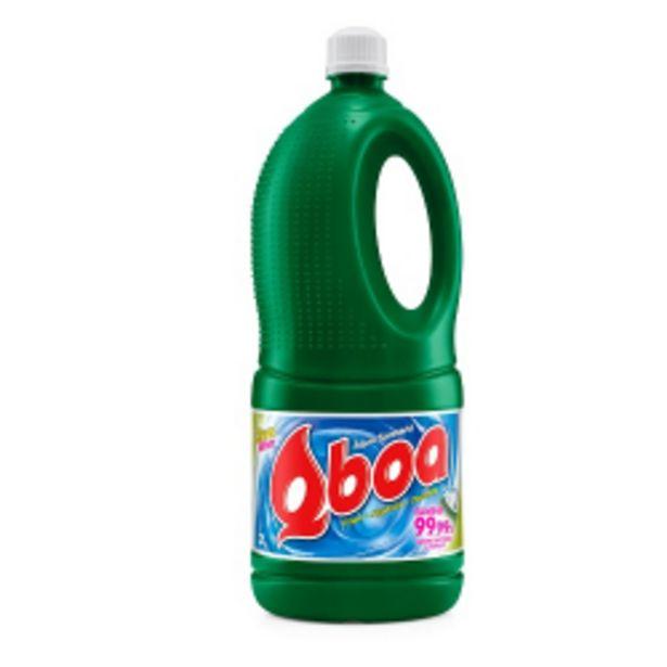 Oferta de Água Sanitária Q Boa 2l por R$6,89