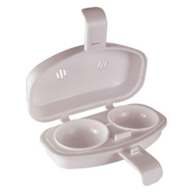 Oferta de Omeleteira Para Microondas Plasutil por R$11,9