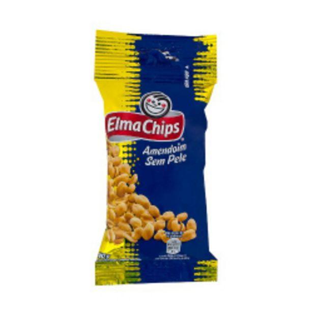 Oferta de Amendoim Elma Chips Sem Pele 40g por R$2,39