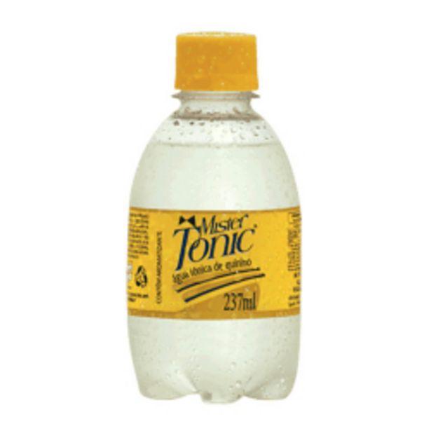 Oferta de Agua Tonica Mister Tonic 237ml por R$1,69