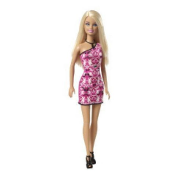 Oferta de Boneca Barbie Fashion por R$49,9