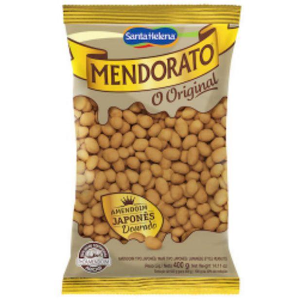 Oferta de Amendoim Mendorato 400gr por R$17,98