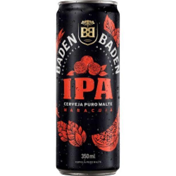 Oferta de Cerveja Baden Baden Ipa Lata 350 Ml por R$5,99