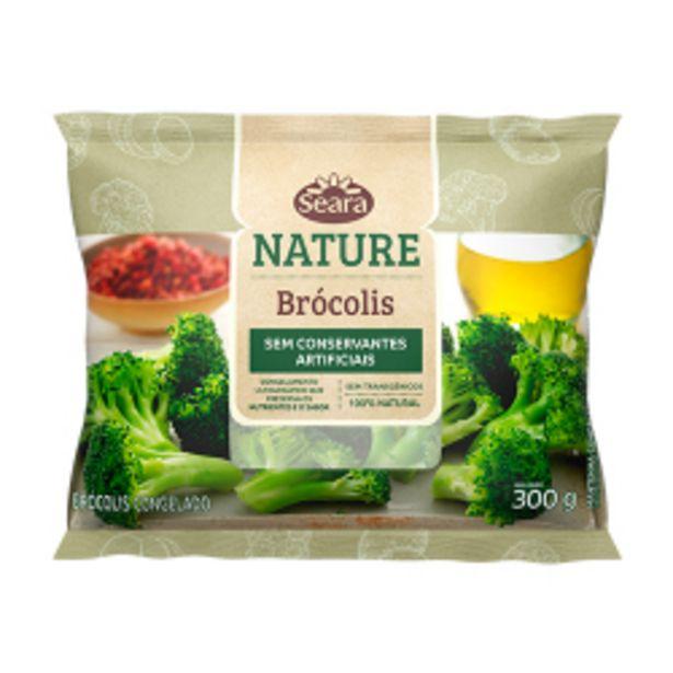 Oferta de Brócolis Florete Seara 300g por R$5,49