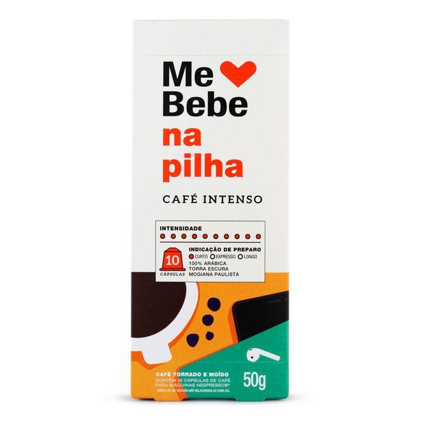 Oferta de Cápsulas de Café Me Bebe na Pilha 50g por R$18,9