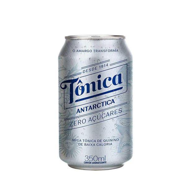 Oferta de Água Tônica Zero Açúcar Antarctica Lata 350ml por R$2,99