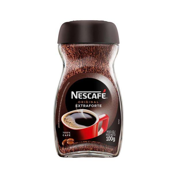 Oferta de Café Solúvel Nescafé Original Vidro 100g por R$13,98