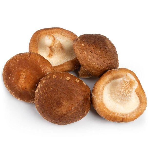 Oferta de Cogumelo Shiitake Gentileza 200g por R$13,99