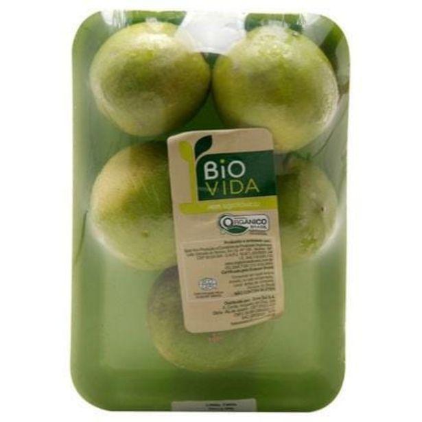 Oferta de Limão Taiti Orgânico Bio Vida 500g por R$7,99
