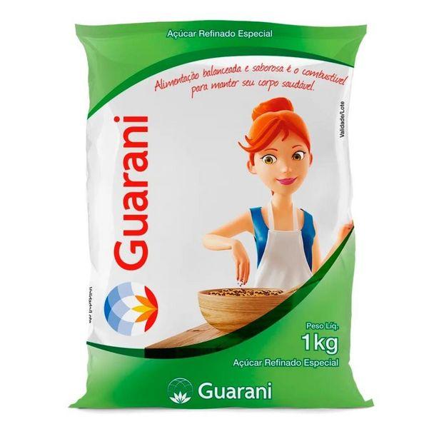 Oferta de Açúcar Refinado Especial Guarani 1kg por R$4,59