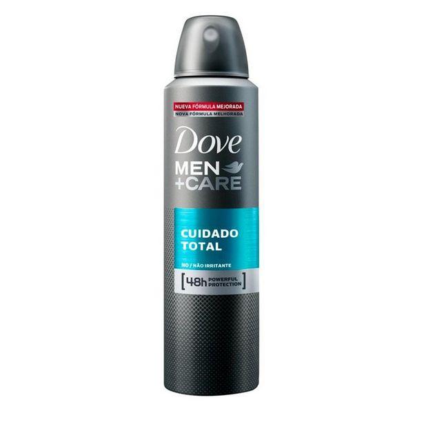 Oferta de Desodorante Antitranspirante Aerosol Dove Cuidado Total 150ml por R$15,9