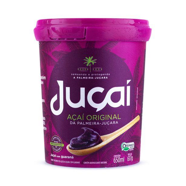 Oferta de Açaí com Guaraná Juçaí Original 650ml por R$19,9
