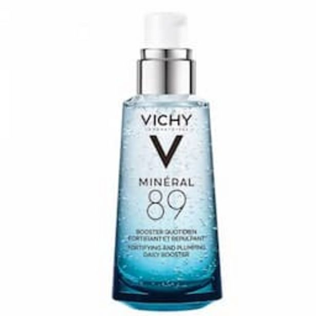 Oferta de Vichy Minéral 89 Hidratante Facial com 50 ml por R$152,26