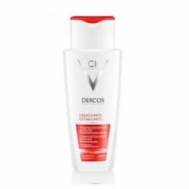 Oferta de Shampoo Antiqueda Vichy Dercos Energizante com 200ml por R$79,9