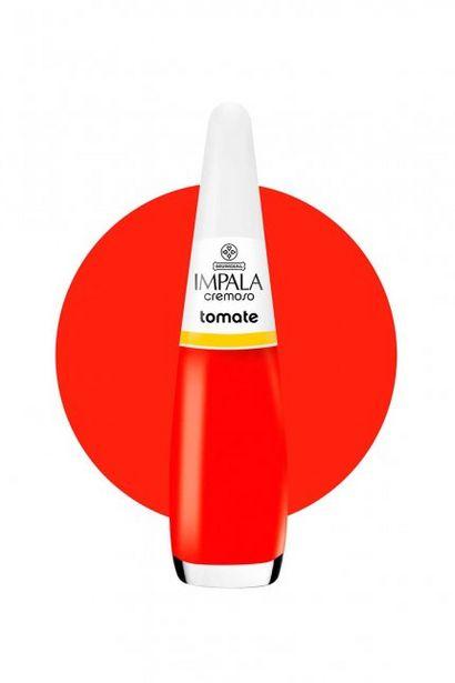 Oferta de Esmalte Tomate Impala - por R$6,99