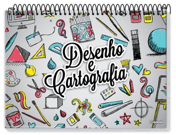 Oferta de Caderno Desenho 60fls Não se Aplica por R$9,99