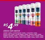 Oferta de Desodorante por R$4,99