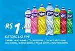 Oferta de Detergente líquido Ypê por R$1,89