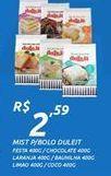 Oferta de Biscoitos por R$2,59