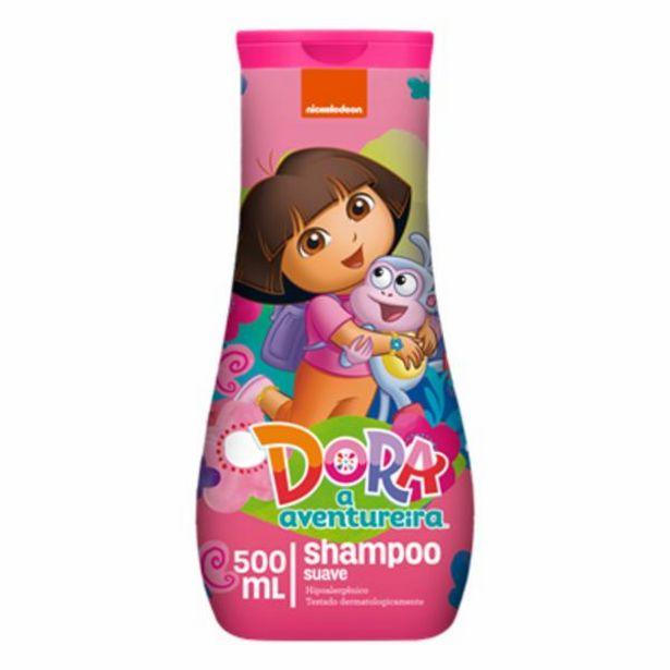 Oferta de Shampoo infantil Nutriex Dora 500mL por R$6,97