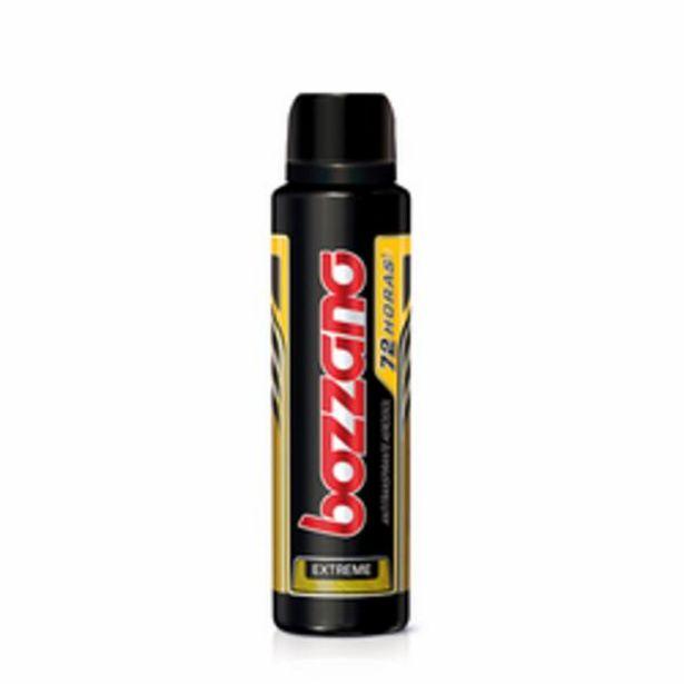 Oferta de Desodorante aero Bozzano extreme 150mL por R$8,99