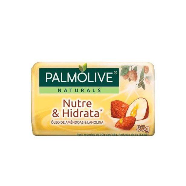 Oferta de  Sabonete Palmolive lanolina 85g  por R$2,19