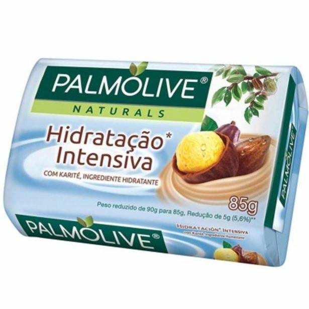 Oferta de Sabonete Palmolive hidratação intensiva 85g por R$2,19