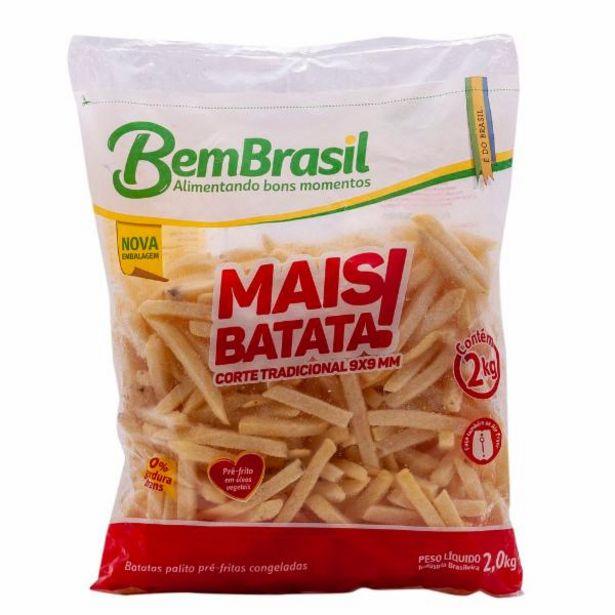 Oferta de Batata pré frita congelada Mais Batata 2Kg por R$14,98