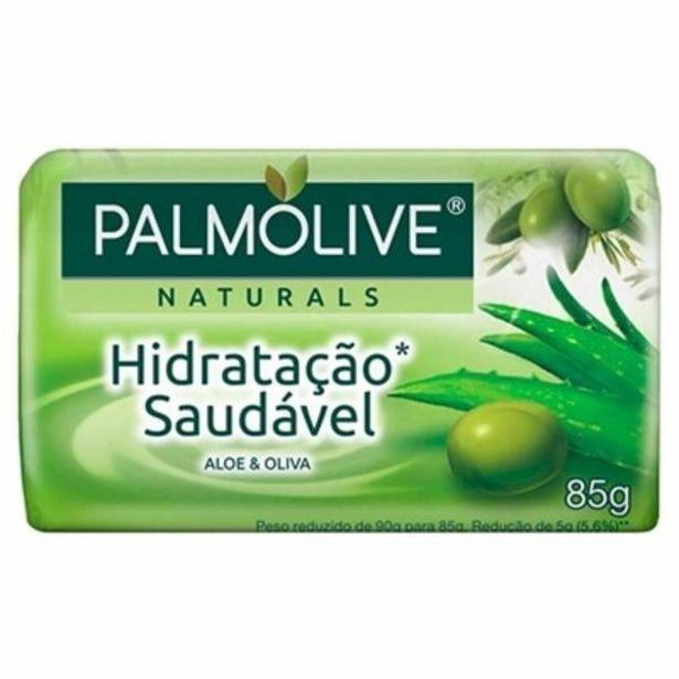 Oferta de  Sabonete Palmolive aloe 85g por R$2,19