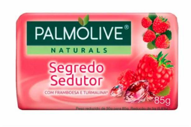 Oferta de  Sabonete Palmolive turmalina 85g por R$2,19