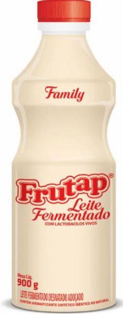 Oferta de Leite fermentado Frutap 900g por R$5,48