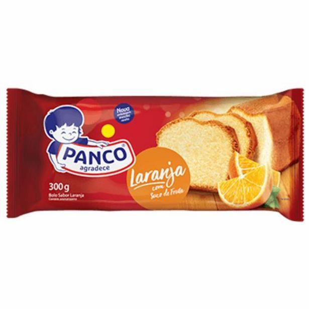 Oferta de Bolo Panco laranja 300g por R$8,49