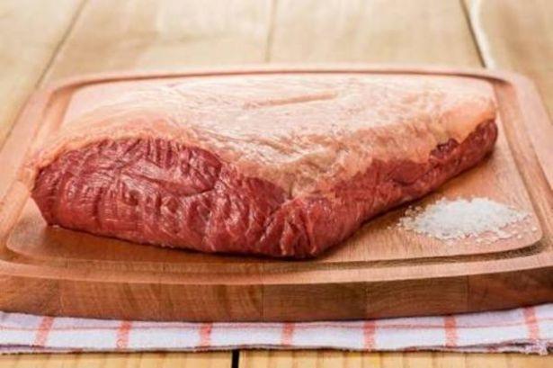 Oferta de Picanha bovina fresca Kg por R$40,98