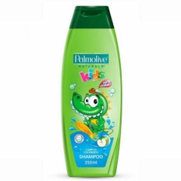 Oferta de Shampoo infantil Palmolive cabelos cacheados 350mL por R$13,99