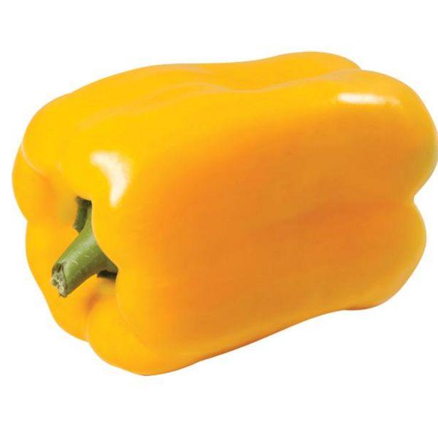 Oferta de Pimentão amarelo Kg por R$24,9
