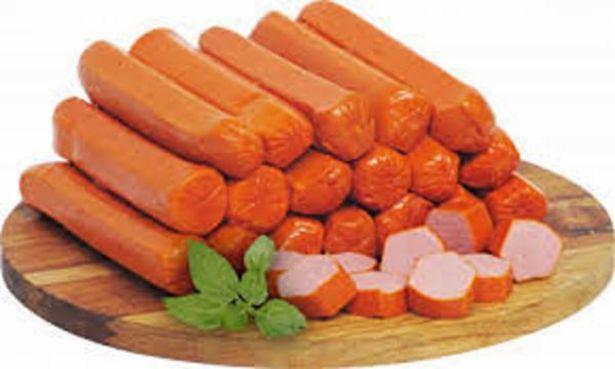Oferta de Salsicha hot dog Adoro Kg por R$7,88