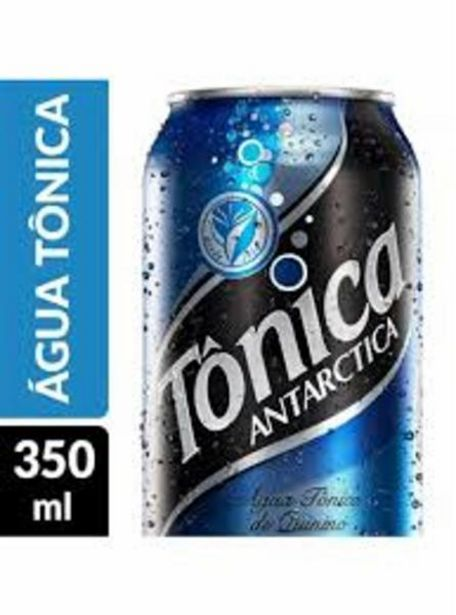 Oferta de Água tônica Antárctica lata 350mL por R$2,99