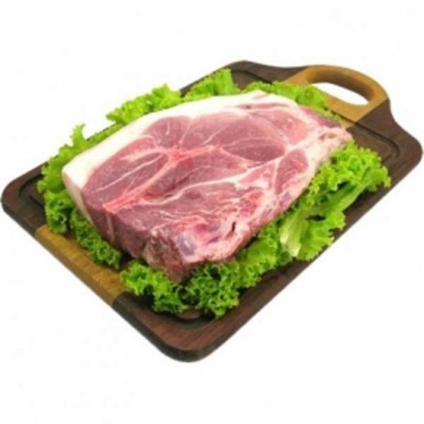 Oferta de Carne suína com pele Kg por R$13,98