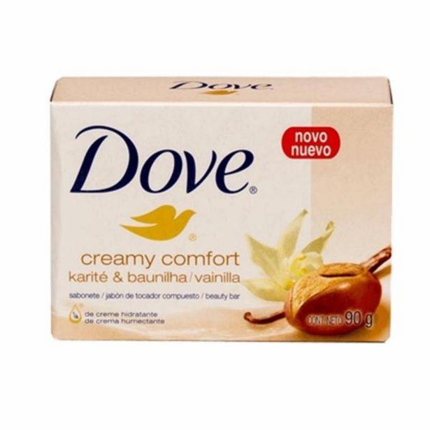 Oferta de Sabonete Dove karite 90g por R$3,49