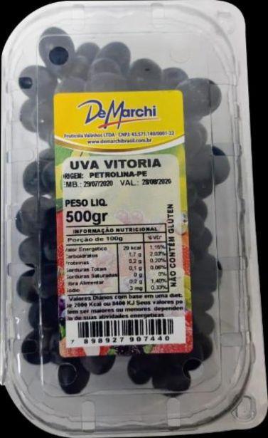 Oferta de Uva vitória De Marchi 500g por R$4,98