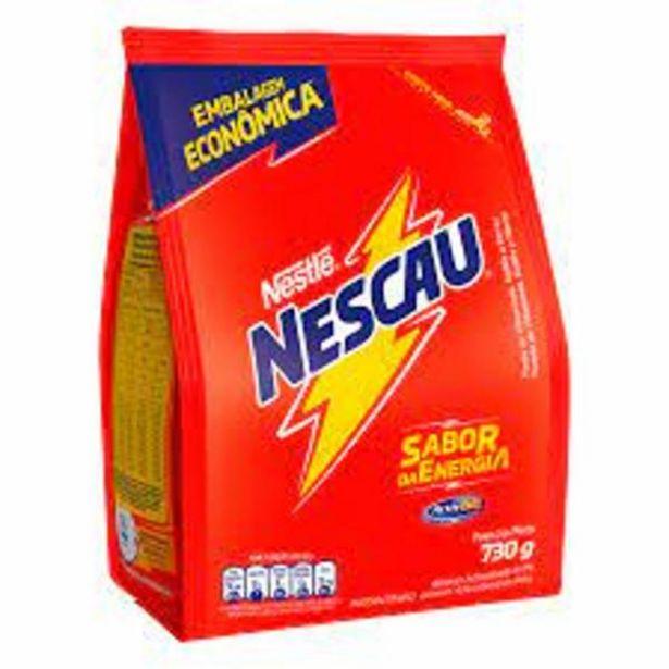 Oferta de Achocolatado Nescau sache 730g por R$13,99